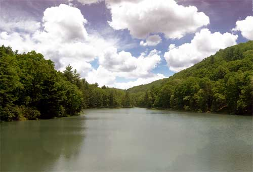 Watoga State Park Minutes Away From The Greenbrier River